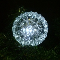 Electric Glass Ball